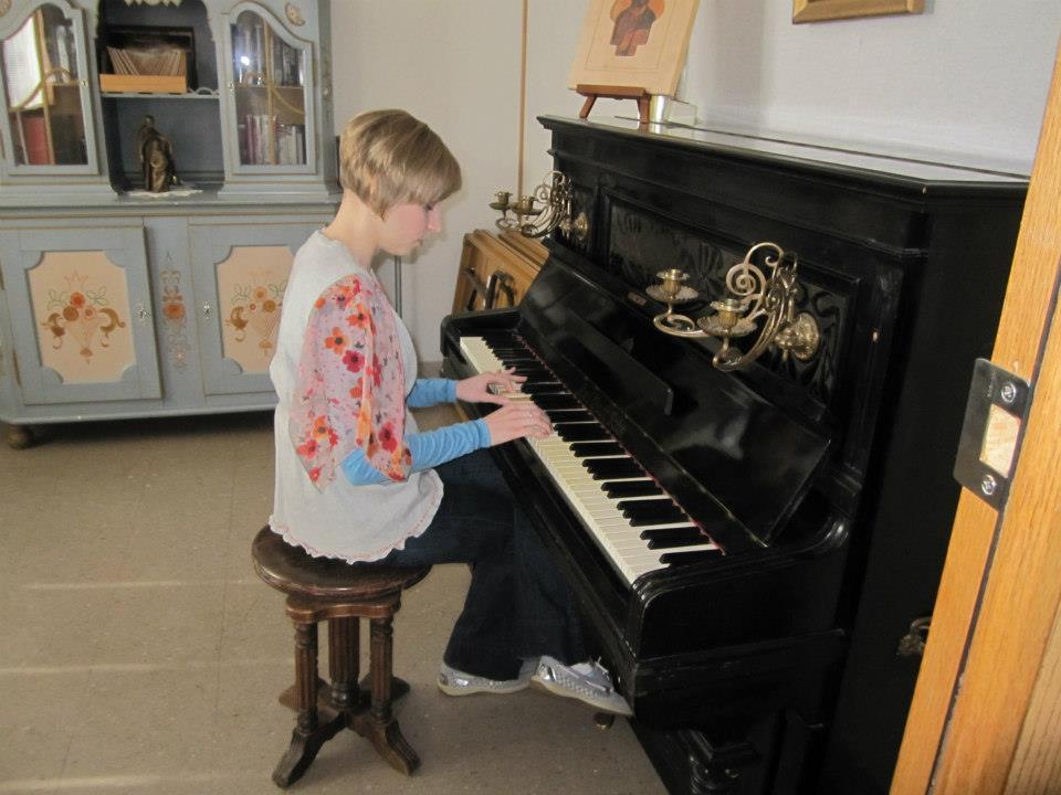 me piano